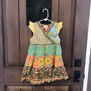 Matilda Jane dress. Size 4. Euc. Smoke free hone.